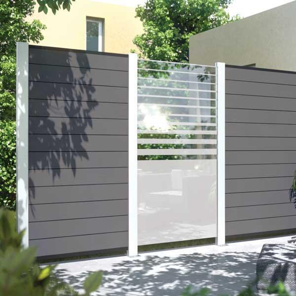 sichtschutz horizen system betafence. Black Bedroom Furniture Sets. Home Design Ideas
