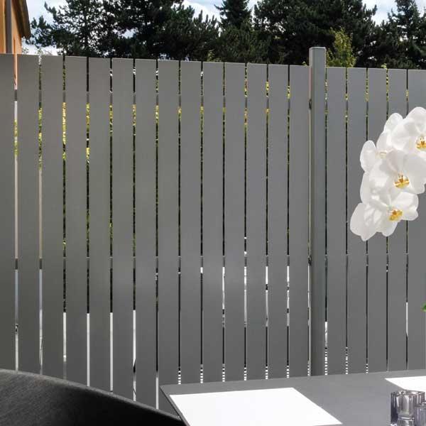 Sichtschutz horizen zaunfelder betafence - Sichtschutzzaun modern ...